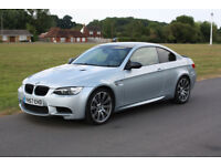 BMW E92 M3 2007 4.0 V8 two door coupe