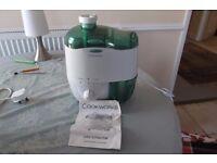 Cookworks Juice extractor. in good working order.