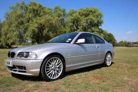 BMW 325Ci 2002 Silver FSH