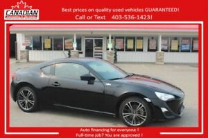2013 Scion FR-S Loaded with Extras Financing for all!