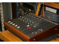 Revox C279 Mixing Consule with desirable Expansion Board in excellent condition