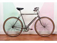 Vintage custom roadster cycle 1950s LOOK!!