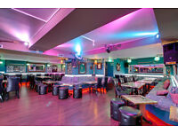 Bar Manager / Staff & Marketing Manager Required - Live Late Night Music & Dance Venue