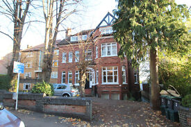 An Extremely Spacious Two Bedroom Apartment With Two Bathrooms & Wooden Floors Throughout