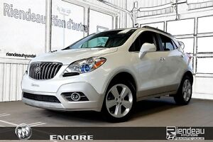 2015 Buick Encore Leather + AWD + BLUETOOTH