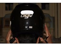 Motorbike crash helmet, woman or kid size, road crash helmet