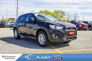 2014 Mitsubishi RVR SE|HTD SEATS|ALLOYS|BUCKETS|KEYLESS|MP3