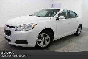 2016 Chevrolet MALIBU Limited LT *BLUETOOTH + ÉCRAN TACTILE*