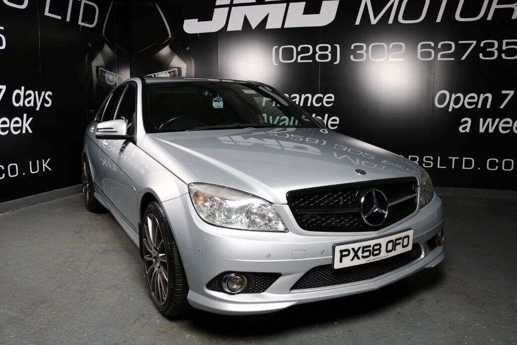 2009 MERCEDES C220 CDI SPORT NIGHT EDITION STYLE AUTO 168BHP (FINANCE AND  WARRANTY) | in Newry, County Down | Gumtree