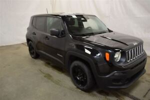 2015 Jeep Renegade Sport +Garantie OR, Bas Km+