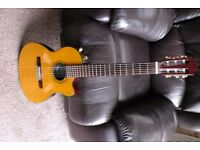 CHET ATKINS SOLID BODY SPANISH NYLON STRING STYLE GUITAR