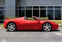 Miniature 11 Voiture Européenne d'occasion Ferrari 458 2014
