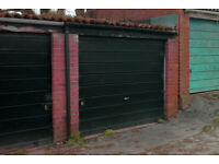 Lock up garage FOR SALE in Handforth, near Wilmslow, South Manchester