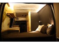 Cozy campervan