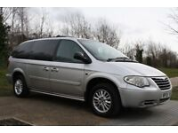 2005 Chrysler Grand Voyager 2.8 CRD LX 5dr AUTO, 7 SEATS, STOW & GO, DIESEL, 3M WARRANTY, PX WELCOME