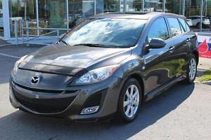 2010 Mazda Mazda3 GS*2.5*SPORT*TOIT*AC*CRUISE*BLUETOOTH*MAGS*