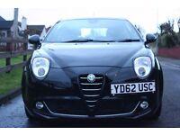36k Alfa Romeo Mito 2012 (Fiat 500, Mini, px, swap)