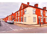 4 BEDROOM TERRACE To Rent , CROSS STREET, LEICESTER, LE4 5BA PRICE £800 PCM