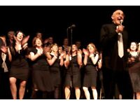 Learn to sing with a 80 strong pop, soul & gospel choir! Shower singers welcome!