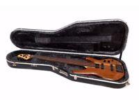 STATUS 5 String fretless bass guitar