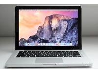 "MacBook Pro 13"" i7 500Gb HDD"