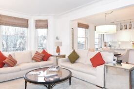 A show home style 4 double bedroom 4 bathroom mansion apartment in the heart of South Hampstead