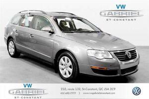 2007 Volkswagen Passat HIGHLINE 2.0 T  PASSAT WAGON TOUT EUQIPE,