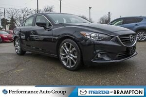 2014 Mazda MAZDA6 GT|HEATED SEATS|NAVI|REAR CAM|SUNROOF