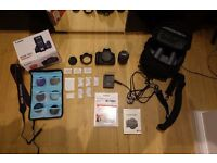 Canon EOS 700D Digital SLR Camera with EF-S 18-55mm PLUS ACCESSORIES