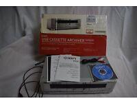 Tape 2PC USB Cassette Archiver