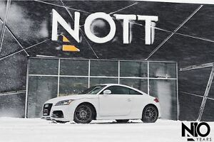 2012 Audi TT RS 6sp Man, 2 sets tires, Navi!