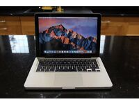 Apple MacBook Pro 13-inch Late 2011 Intel Core i5 2.4GHz 4GB RAM 1TB HDD A1278 MD313LL/A