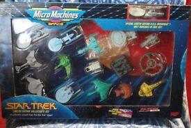 Star Trek Micro Machines Limited Edition