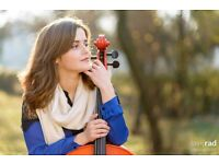 Cello & Singing Lessons