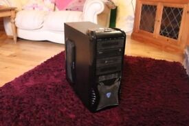 GC Gaming PC. Comes with 3 cooling fans (2 are LED)