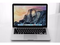 "MacBook Pro 13"" i5 8GB isotope, Ableton Live, Logic Pro X, Adobe"