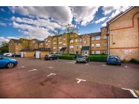 TELEGRAPH PLACE, E14 - A ONE BEDROOM FIRST FLOOR APARTMENT WITH PARKING IN ISLE OF DOGS