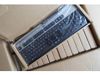 HP PS/2 keyboards (10). NEW