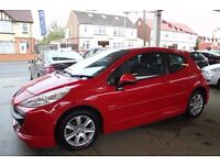 Peugeot 207 1.6 HDi Sport 3dr VERY ECONOMIC, £30 ROAD TAX