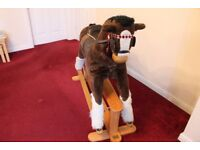 Mamas and Papas Solomon Shire Rocking Horse