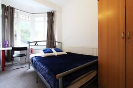 AMAZING Rooms in All London ** Zone 1/2/3 ** AVAILABLE TODAY