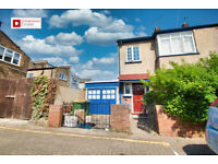 STRATFORD E15 : Fantastic 3 Bed House With Garden : DSS ACCEPTED WITH GUARANTOR
