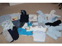 6-9 mth baby boy clothing bundle