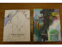 Mohan Samant: Paintings & Erotic Sketchbooks 2 volume hardcover boxset by Mapin (2013)