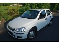 2005 VAUXHALL CORSA 1.3 DIESEL ONE OWNER FROM NEW, ELECTRIC WINDOWS, AC