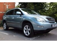 Lexus RX 300 3.0L Limited Edition 5dr Low Mileage + Great Condition + Full Leather + Bluetooth