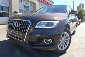 2013 Audi Q5 2.0T Premium Plus, Panoramic, Clean Car