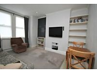 AMAZING THREE BEDROOM FIRST FLOOR FLAT WITH GARDEN - MINS TO TUBE-CALL TASSOS NOW!
