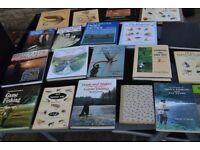 FISHING BOOKS 20 OFF