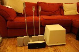 5.1 Channel Home Theatre Speaker System - Boston Acoustics Horizon MCS 100
